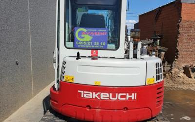 Takeuchi TB 153FR